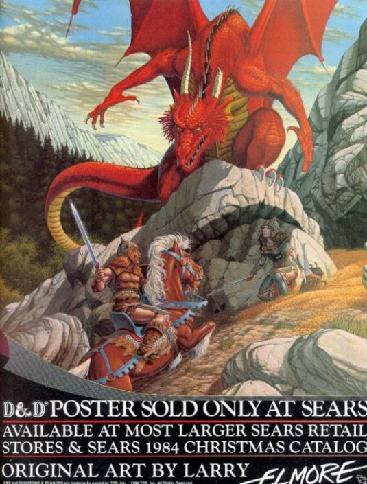 Elmore Poster Sears