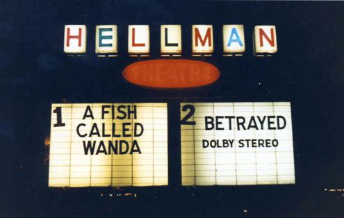 Hellman Theater