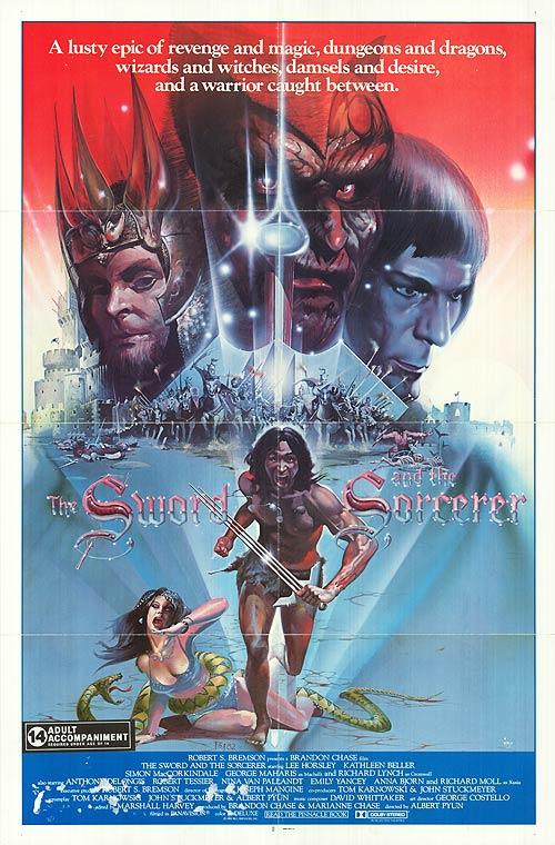 Sword Sorcerer Poster-2