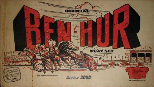 Marx Ben Hur