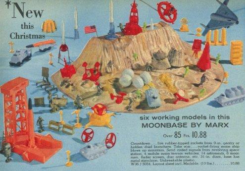 Marx Moonbase ad