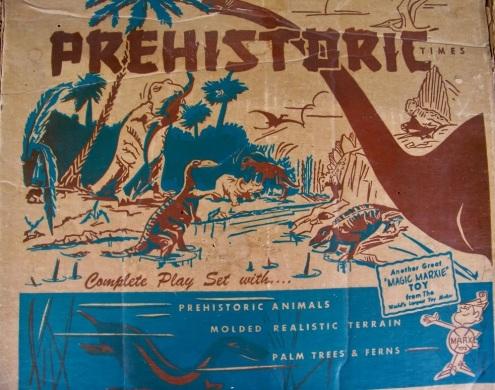 Marx Prehistoric Times