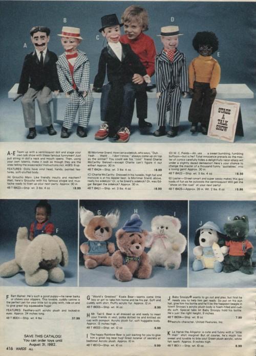 1981.xx.xx Montgomery Ward Christmas Catalog P416