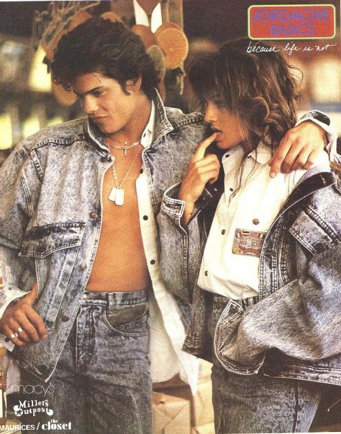 Jordache Ad 1987