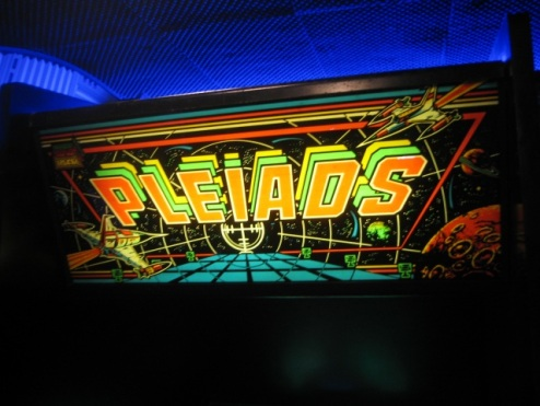 pleiads marquee