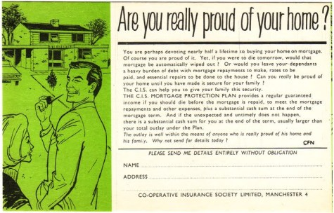 paperback insert, 1969