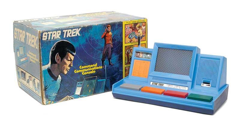 STAR TREK : les figurines MEGO Star-trek-console