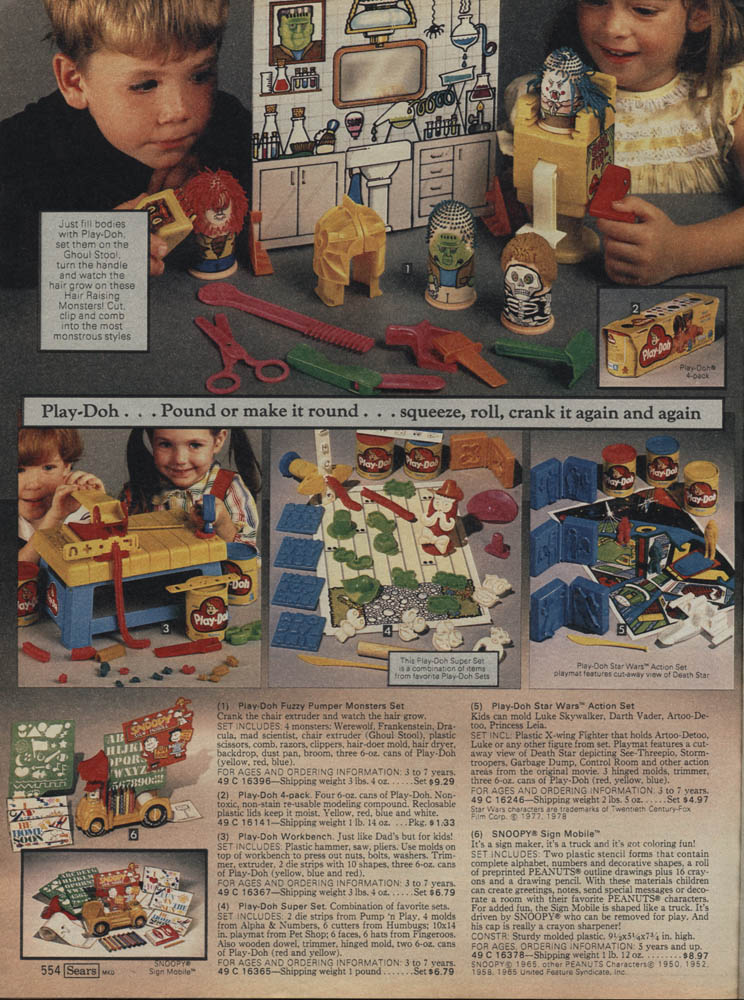 yes - Sears Christmas Catalog