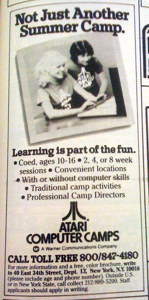 Atari 1983-2
