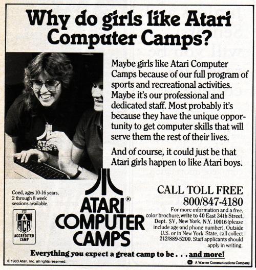 Atari 1983