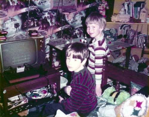 Sam's Room 1982