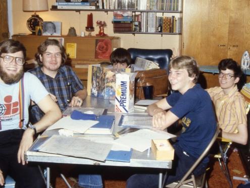 D&D Portrait 1981-2