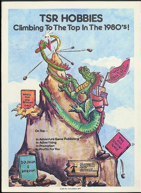 TSR Ad 1980