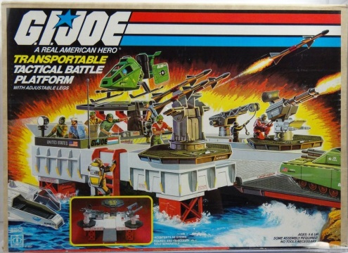 G.I. Joe Tactical Battle Platform