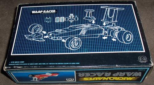 Micronauts Warp Racer-2