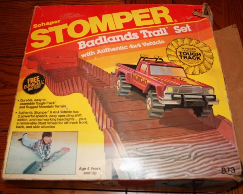 Stomper Badlands Trail