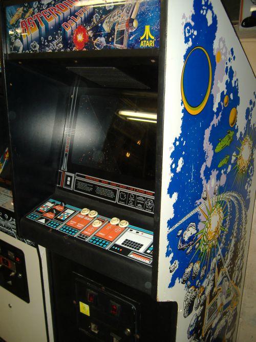asteroids arcade cabinet - photo #11