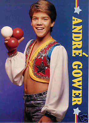 Andre Gower CotS