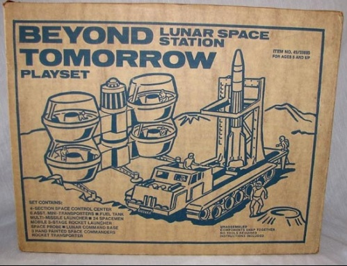Beyond Tomorrow Lunar Space Station-3