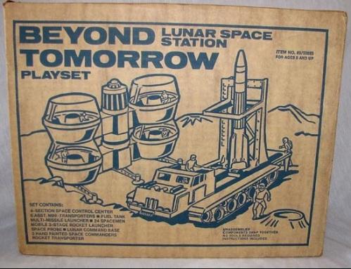 Beyond Tomorrow Lunar Space Station-3