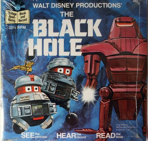 Black Hole Read Along