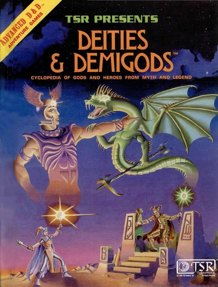 Deities and Demigods
