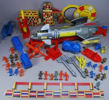 Fireball XL5 Set-2