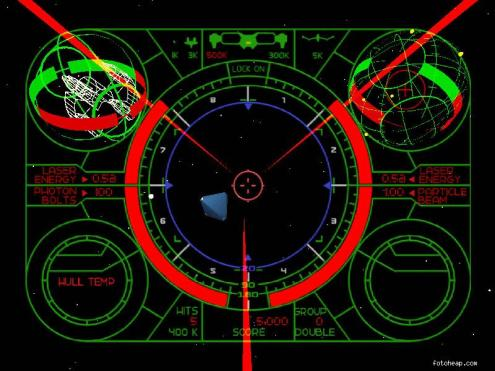 Starfighter Screen