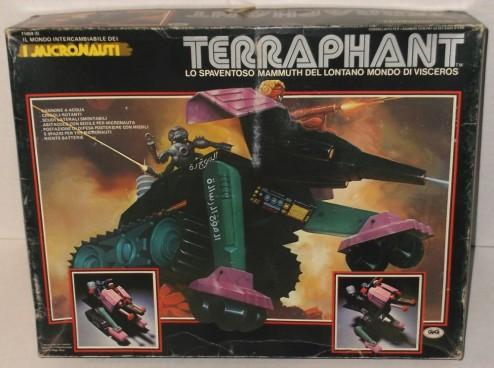 Terraphant Italian 1979