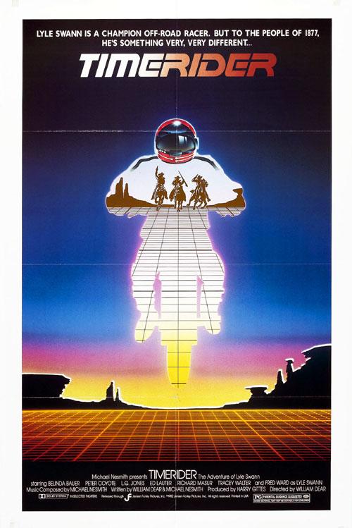 Timerider Poster