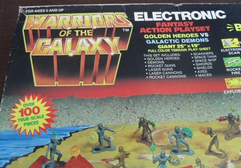 Warriors of the Galaxy 1983-2