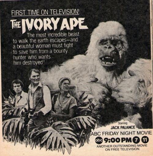 ivory ape ad 1980