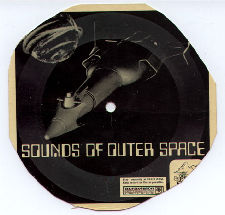sounds of outer space