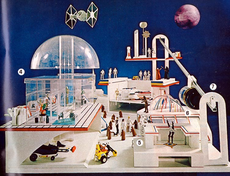 Woman's Day Magazine's Star Wars Playset Designs (1978 ...