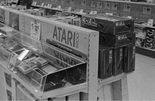 toy aisle atari 1983-2