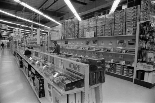 toy aisle atari 1983