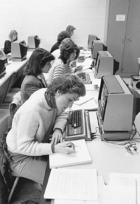 Computer Lab 1980