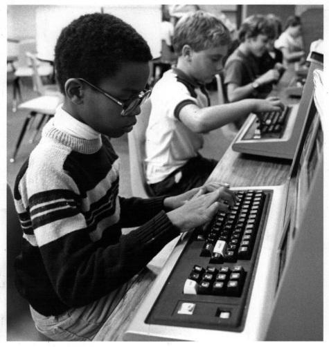 Computer Lab 1982