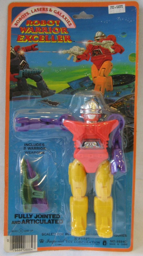 imperial toys robot warrior-2