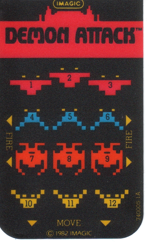 intellivision demon attack