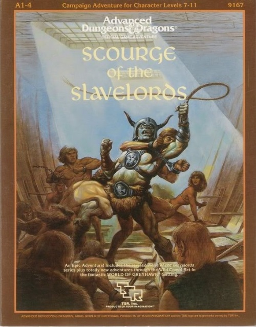 Scourge of the Slave Lords FC 1986
