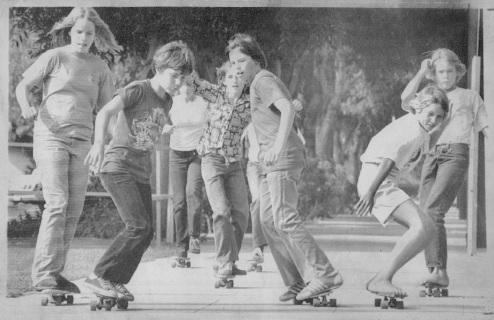 skateboarding 1975