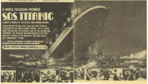 sos titanic ad 1979