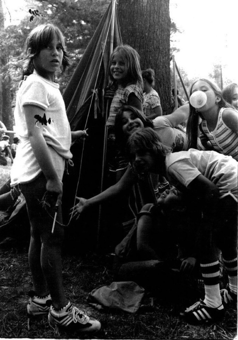 summer camp 1978