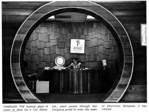 Atari HQ 1975