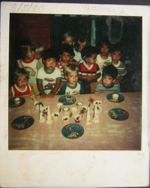 Birthday Party, 1980