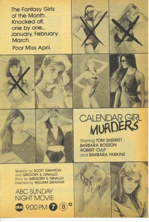 calendar girls 1979