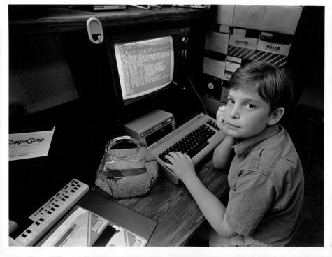 Commodore 64 1987