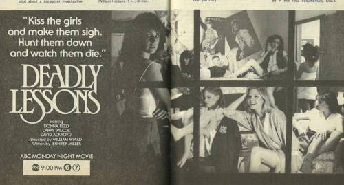 deadly lessons ad 1983
