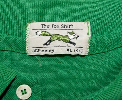 Fox Shirt JCPenney